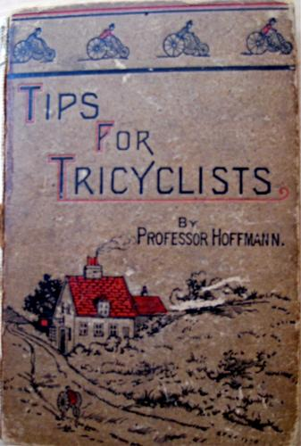 Tips for tricyclists