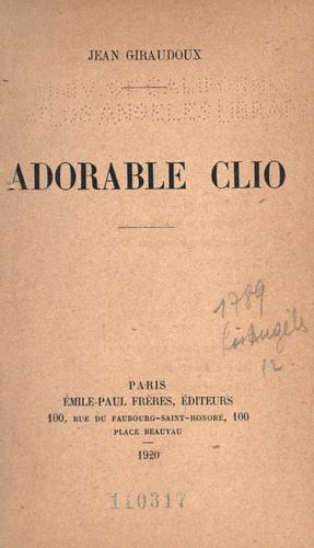 Download Adorable Clio.