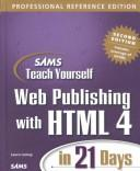Download Sams Teach Yourself Web Publishing With Html 4 in 21 Days