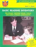 Download Basic Reading Inventory
