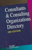 Download Consultants & Consulting Organizations Directory