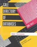 Download Gale Directory of Databases 2004