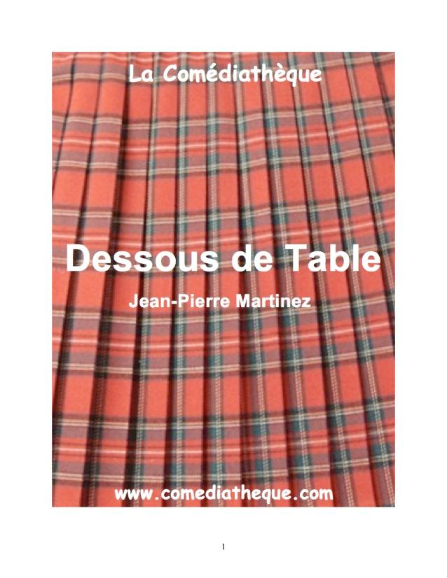 Dessous de Table by