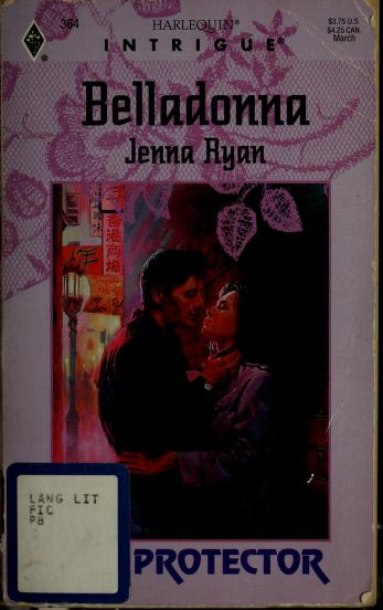 Belladonna by Jenna Ryan
