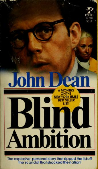 Cover of: Blind Ambition | John Dean