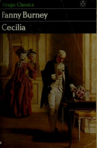 Cover of: Cecilia, or, Memoirs of an heiress   Fanny Burney