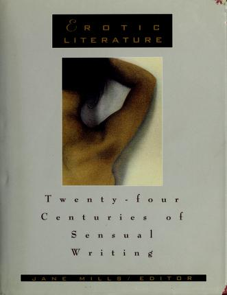Cover of: Erotic Literature | Jane Mills