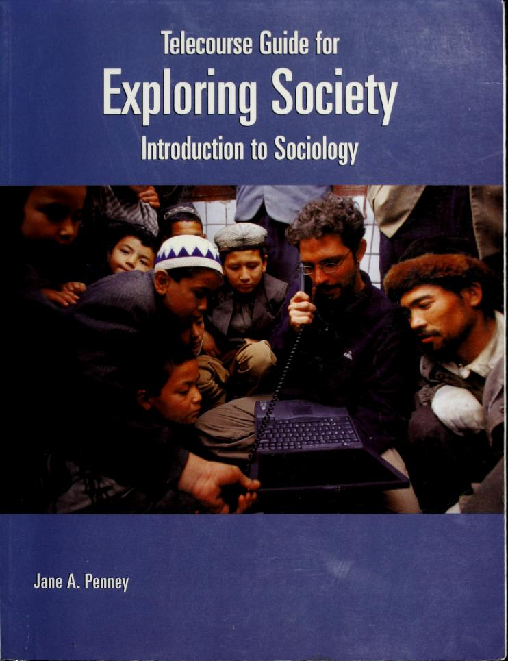 Exploring Society Telecourse Guide by KORNBLUM