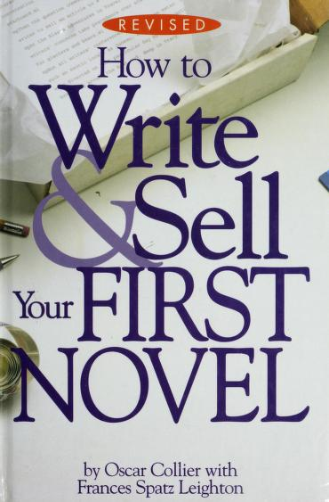 How to Write & Sell Your First Novel by