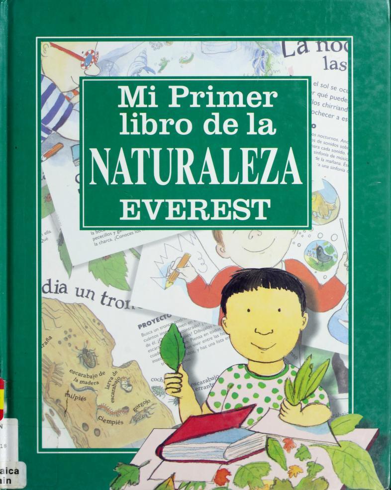 Mi primer libro de la naturaleza by Mick Manning, School Nature, Brita Granstrom