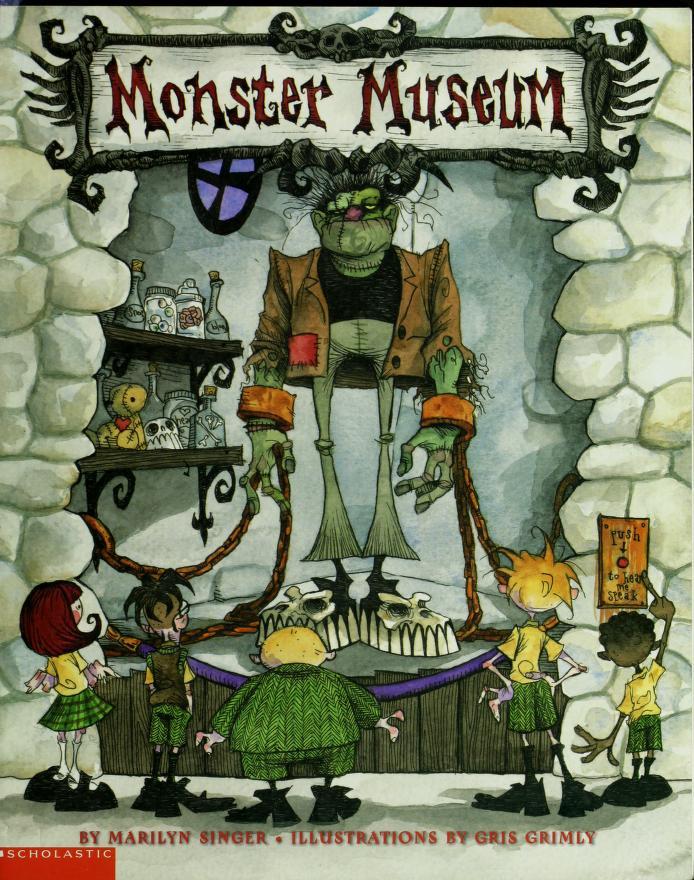Monster Museum by Marilyn Singer