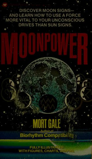 Cover of: Moonpower | Mort Gale