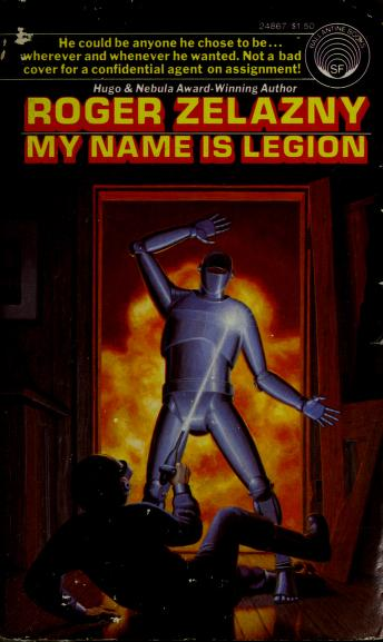 Cover of: My name is legion | Roger Zelazny