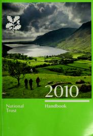 The National Trust handbook by National Trust.