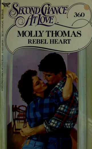 Cover of: Rebel Heart | Molly Thomas