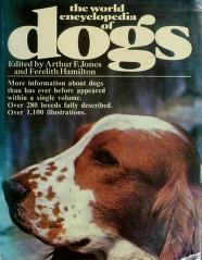Cover of: The World encyclopedia of dogs | Ferelith Hamilton
