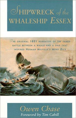 Shipwreck of the Whaleship Essex