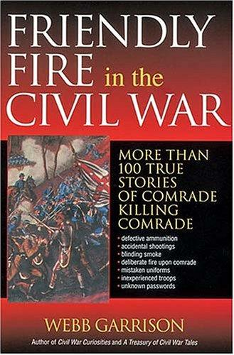 Friendly fire in the Civil War by Webb B. Garrison