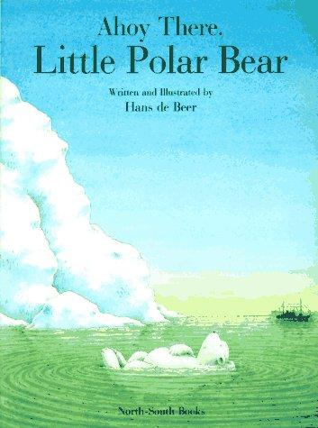 Ahoy There, Little Polar Bear! by hans de Beer