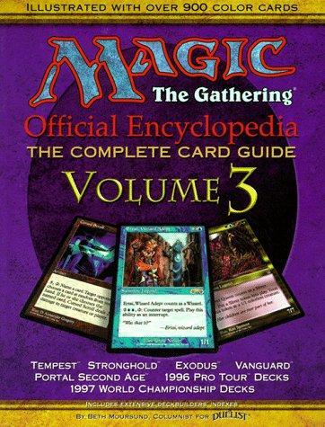 Magic the Gathering: Official Encyclopedia