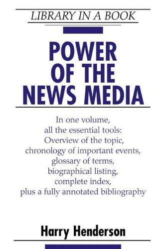 Power of the news media by