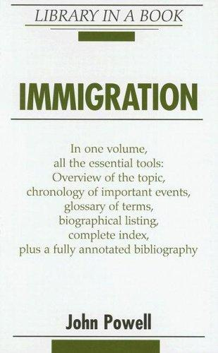 Immigration (Library in a Book) by John Powell