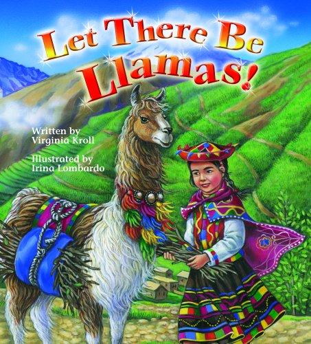 Let There Be Llamas! by Virginia Kroll
