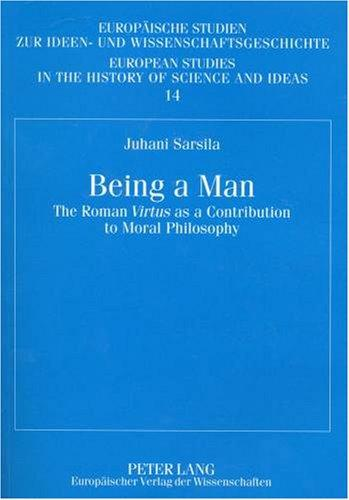 Being a Man by Juhani Sarsila