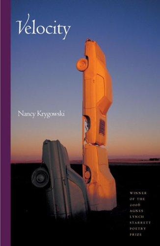 Velocity (Pitt Poetry Series) by Nancy Krygowski