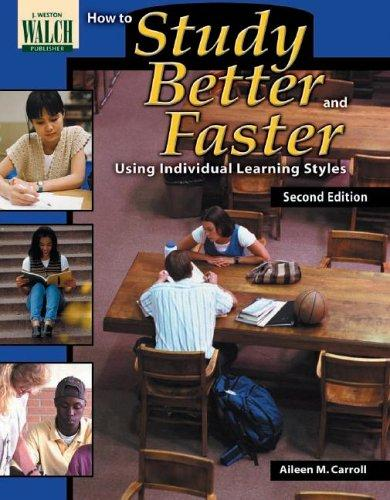 How to Study Better and Faster