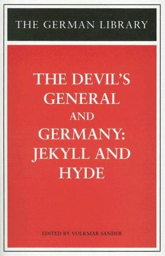 The Devil's General/ Germany by Sebastian Haffner