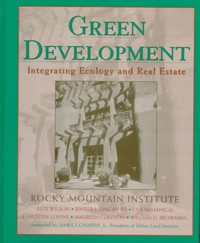 Green development by Rocky Mountain Institute