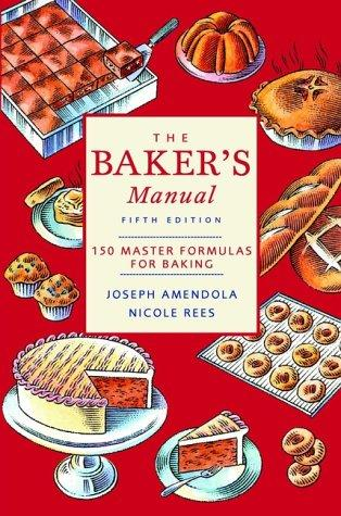 Baker's Manual by Nicole Rees