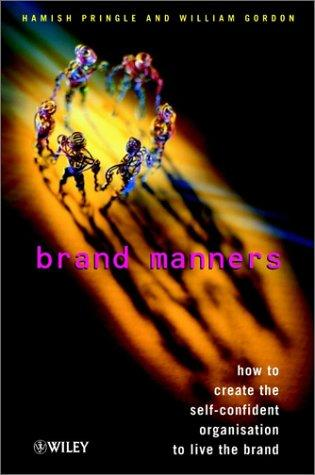Brand manners by Hamish Pringle