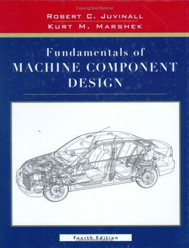 Image 0 of Fundamentals of Machine Component Design