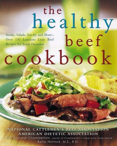 The healthy beef cookbook by