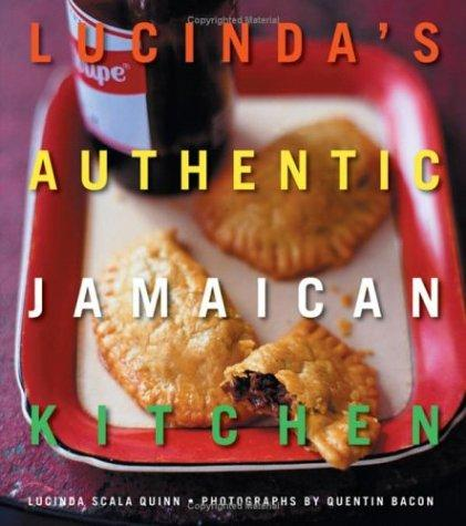 Lucinda's authentic Jamaican kitchen by Lucinda Scala Quinn