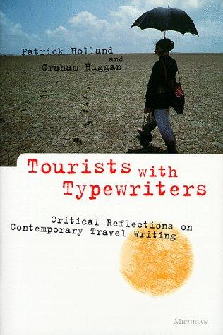 Tourists with typewriters by