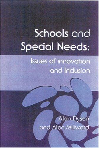Schools and special needs by Alan Dyson