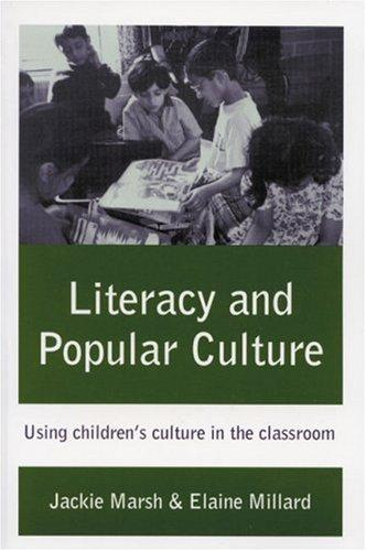 Literacy and popular culture by Jackie Marsh