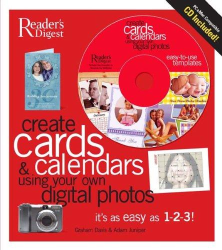 Create Gift Cards and Calendars Using Your Own Digital Photos (with CD): It's as
