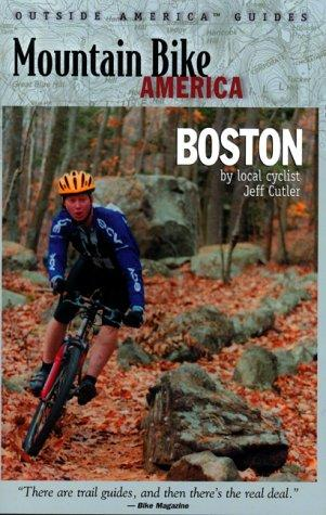 Mountain Bike America Boston by Jeff Cutler