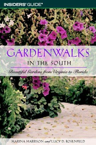 Gardenwalks in the southeast by Marina Harrison