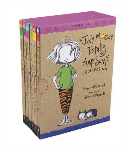 The Judy Moody Totally Awesome Collection (Judy Moody) by Megan Mcdonald