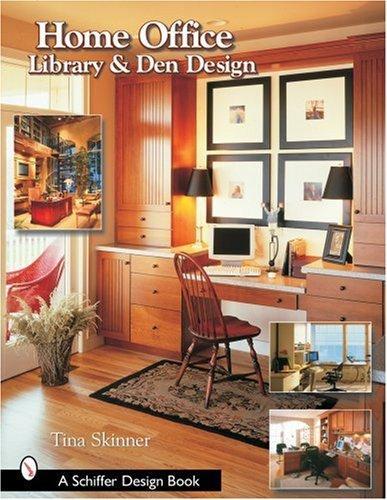 Image 0 of Home Office, Library & Den Design (Schiffer Design Books)