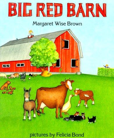 Big red barn (BookFestival) by Margaret Wise Brown