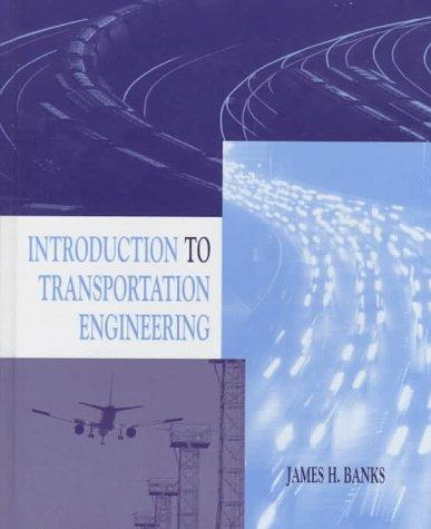 Introduction to transportation engineering