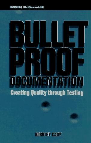 Bulletproof Documentation