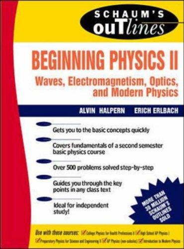 Beginning Physics II by Alvin Halpern