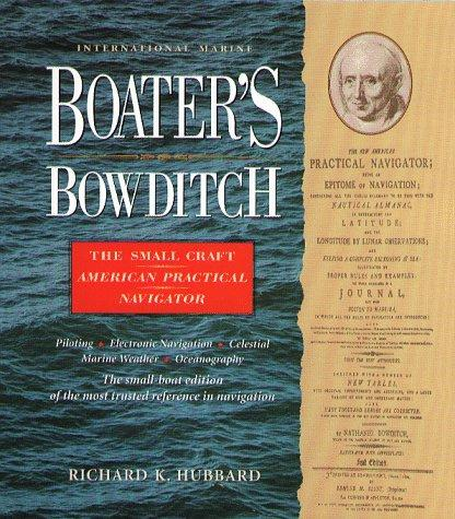 Boater's Bowditch by Richard K. Hubbard